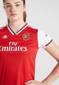 adidas Performance - ARSENAL LONDON FC - Klubbklær - red - 3