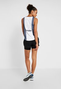 adidas Performance - CLIMACOOL WORKOUT GRAPHIC TANK - Top - white/tech ink - 2