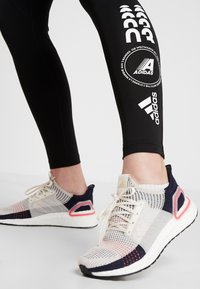 adidas Performance - ASK MOTO SPORT CLIMALITE ALPHASKIN LONG LEGGINGS - Tights - black - 4