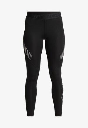 ASK MOTO SPORT CLIMALITE ALPHASKIN LONG LEGGINGS - Leggings - black