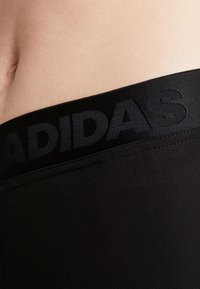 adidas Performance - ASK MOTO SPORT CLIMALITE ALPHASKIN LONG LEGGINGS - Tights - black - 6