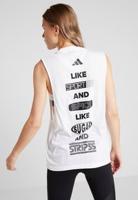 adidas Performance - WIN - Top - white - 2