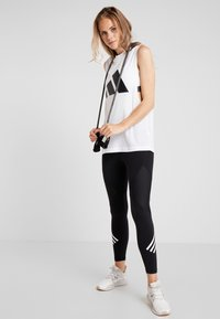 adidas Performance - WIN - Top - white - 1