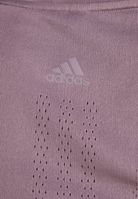 adidas Performance - KNIT SPORT CLIMALITE WORKOUT TANK TOP - Sports shirt - purple - 5