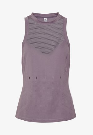 KNIT SPORT CLIMALITE WORKOUT TANK TOP - Funkční triko - purple