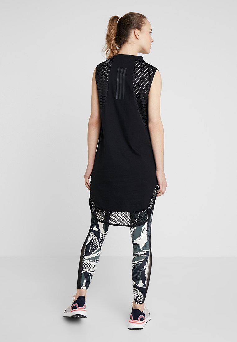 Black Adidas shirt TeeT Sportiva Performance Long 4jLAR5