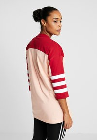 adidas Performance - SID - Long sleeved top - glow pink/active maroon - 2