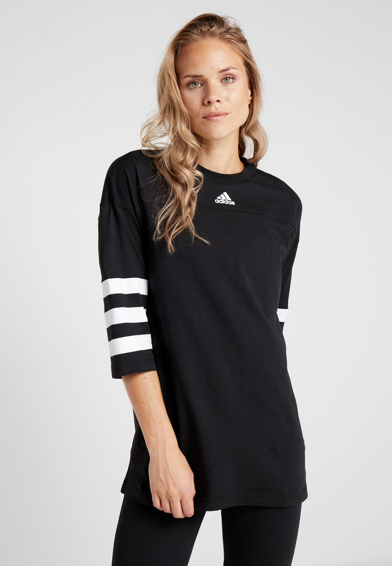 adidas Performance - SID - Maglietta a manica lunga - black
