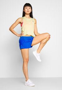 adidas Performance - TANK COOLER - Sports shirt - yellow - 1