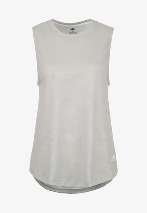 PERF TANK - Top - gray