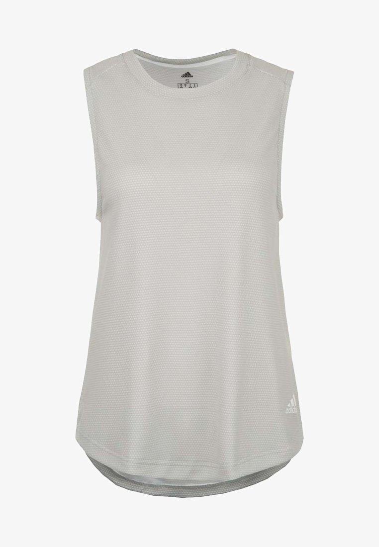 adidas Performance - PERF TANK - Top - gray