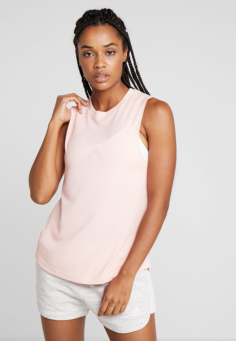 adidas Performance - PERF TANK - Top - pink