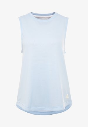 PERF TANK - Top - glow blue