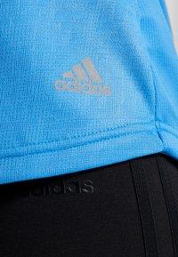 adidas Performance - OWN THE RUN - Camiseta de deporte - trublu - 6