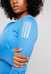 adidas Performance - OWN THE RUN - Camiseta de deporte - trublu - 4