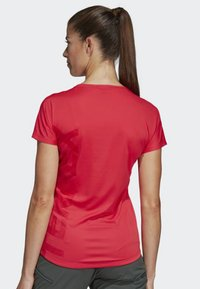 adidas Performance - TERREX TRAIL CROSS MOUNTAIN BIKE - Sports shirt - pink - 1