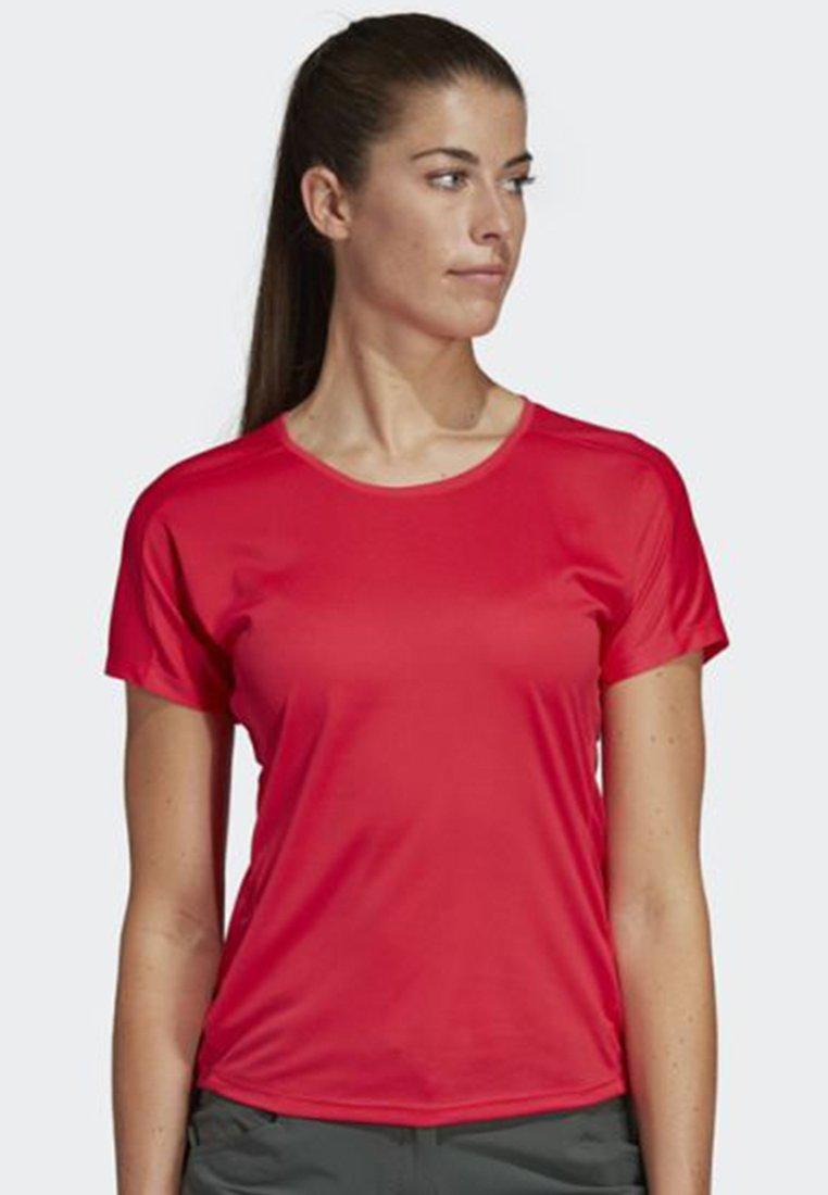 adidas Performance - TERREX TRAIL CROSS MOUNTAIN BIKE - Sports shirt - pink