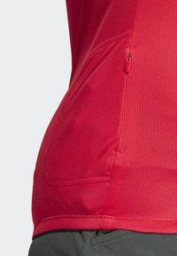adidas Performance - TERREX TRAIL CROSS MOUNTAIN BIKE - Sports shirt - pink - 2