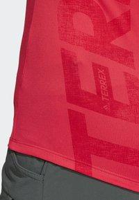 adidas Performance - TERREX TRAIL CROSS MOUNTAIN BIKE - Sports shirt - pink - 3