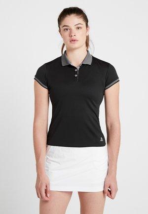 CLUB  - T-shirt sportiva - black