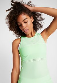adidas Performance - TANK - Top - glow green - 4