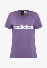 tech purple/white