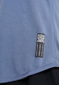 adidas Performance - ADAPT TANK  - T-shirt de sport - tech ink - 5