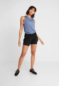 adidas Performance - ADAPT TANK  - T-shirt de sport - tech ink - 1