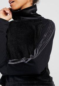 adidas Performance - Sudadera - black - 5