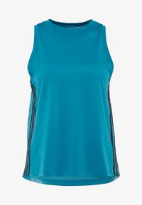 adidas Performance - LOOSE TANK - Funkční triko - active teal - 3