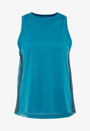 LOOSE TANK - Treningsskjorter - active teal