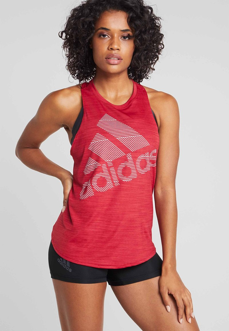 adidas Performance - BOS LOGO TANK - Top - actmar