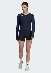 adidas Performance - QUICKSET JERSEY - Sports shirt - blue - 1