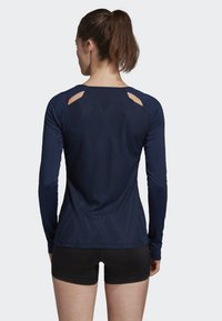 adidas Performance - QUICKSET JERSEY - Sports shirt - blue - 2