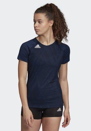 QUICKSET JERSEY - Treningsskjorter - blue