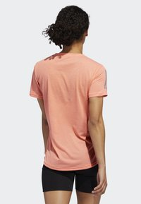 adidas Performance - OWN THE RUN T-SHIRT - Sports shirt - pink - 1