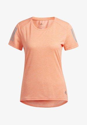OWN THE RUN T-SHIRT - T-shirt sportiva - pink