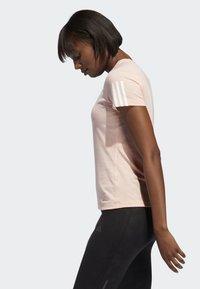 adidas Performance - RUN IT T-SHIRT - Sports shirt - pink - 2