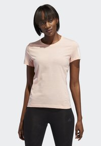 adidas Performance - RUN IT T-SHIRT - Sports shirt - pink - 0