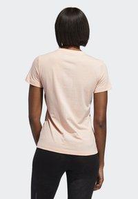 adidas Performance - RUN IT T-SHIRT - Sports shirt - pink - 1
