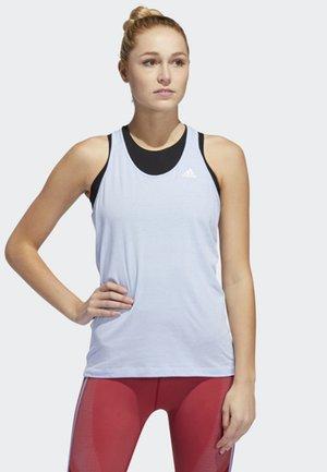 PRIME 3-STRIPES TANK TOP - T-shirt de sport - blue