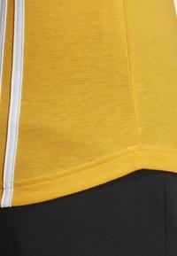 adidas Performance - MUST HAVES 3-STRIPES TANK TOP - T-shirt de sport - yellow - 5
