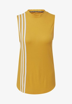 MUST HAVES 3-STRIPES TANK TOP - Funktionstrøjer - yellow