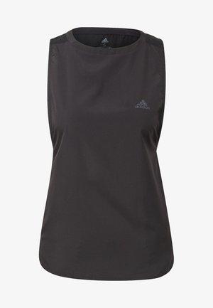 25/7 TANK TOP - Sports shirt - black