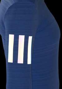 adidas Performance - RISE UP N RUN LONG-SLEEVE TOP - Funktionströja - blue - 6
