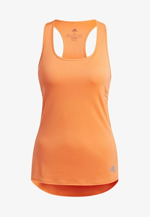 OWN THE RUN TANK TOP - Top - orange
