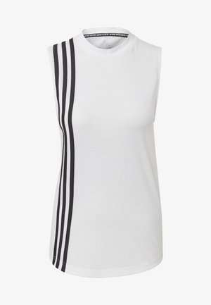 MUST HAVES 3-STRIPES TANK TOP - Top - white