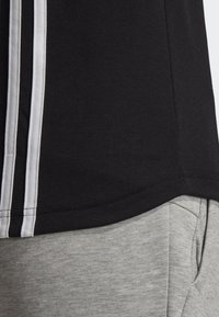 adidas Performance - MUST HAVES 3-STRIPES TANK TOP - Débardeur - black - 4