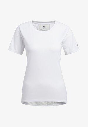 25/7 RISE UP N RUN PARLEY T-SHIRT - T-shirt sportiva - white