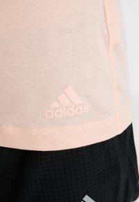 adidas Performance - RUN IT TEE - Printtipaita - glow pink - 3